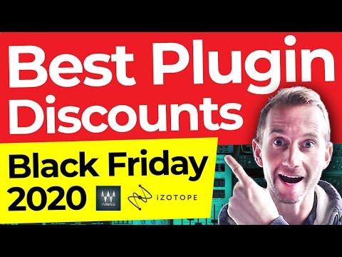 Black Friday Vst Plugin Deals 2020 Warning Amazing Blackfriday2020 Plugindiscounts Youtube