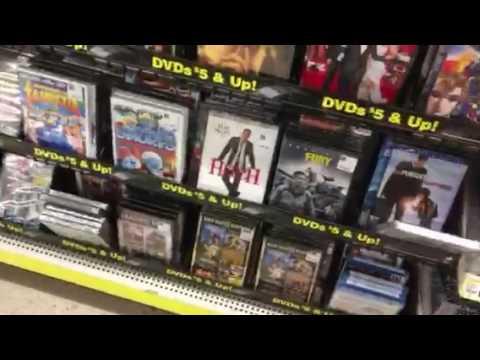 Dollar tree movies