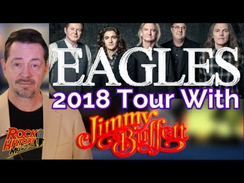 Eagles Set to Tour With Deacon Frey & Vince Gill In 2018 With Jimmy Buffett