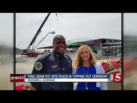 MNPD New Headquarters Nears Completion