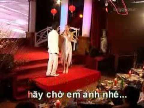 con mua tinh yeu karaoke - Ton Son Huong Giang