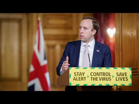 Coronavirus press conference (5 June 2020)