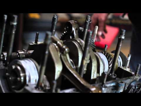 Project One - Baja Bug : Engine Teardown