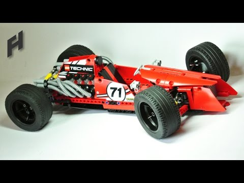 lego technic formula one moc youtube. Black Bedroom Furniture Sets. Home Design Ideas