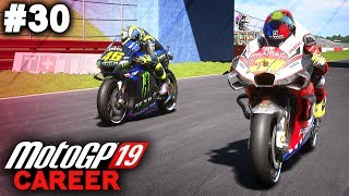 MotoGP 19 Career Mode Gameplay Part 30 - CRAZY CRASH! (MotoGP 2019 Game Career Mode PS4 / PC)