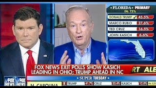 O'Reilly: Republicans Love Trump Because He's 'Authoritarian'