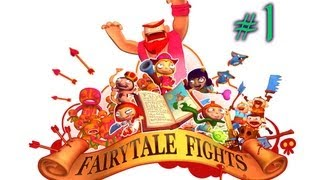 Fairytale Fights Let´s Play HD coop Capitulo 1