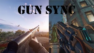 Multi-Game Gun Sync - Imagine Dragons - Thunder