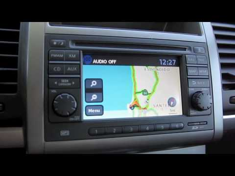 Infiniti Of Hilton Head >> nissan infiniti NAVIGATION GPS UPGRADE KIT 2006 2007 20 ...