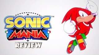 Sonic Mania (Switch) Review (Video Game Video Review)