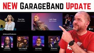 10 x NEW GarageBand iOS Sound Packs?!