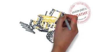 Машины лего смотреть в картинках  Как поэтапно нарисовать красивую лего машину