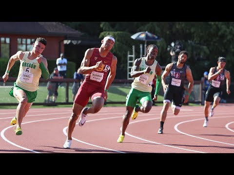2018 Pac-12 Track & Field Championships: USC women and Oregon men claim team titles