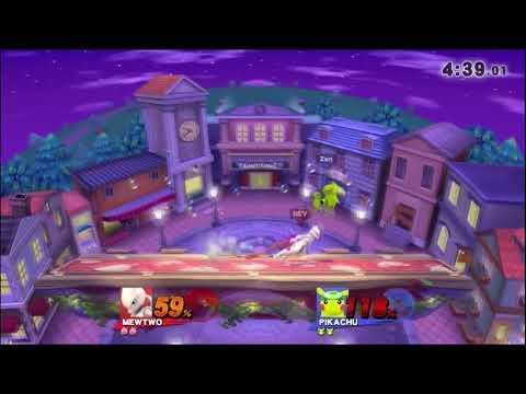 Nev (Mewtwo) vs Zen (Pikachu) Winner's Finals @ Zen's Hotdog Stand #25