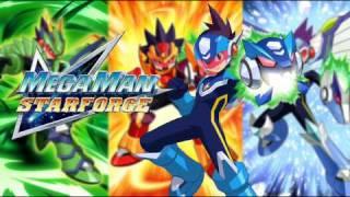 Mega Man Star Force OST - T25: Ride On (Battle Theme)