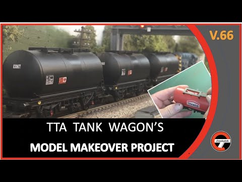 TTA Tank Wagon Upgrade
