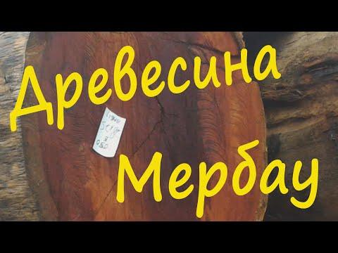 Древесина Мербау