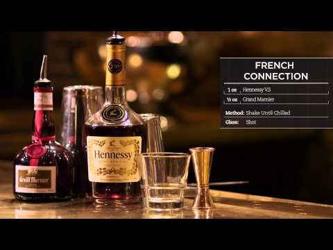Hennessy Recipes: French Connection