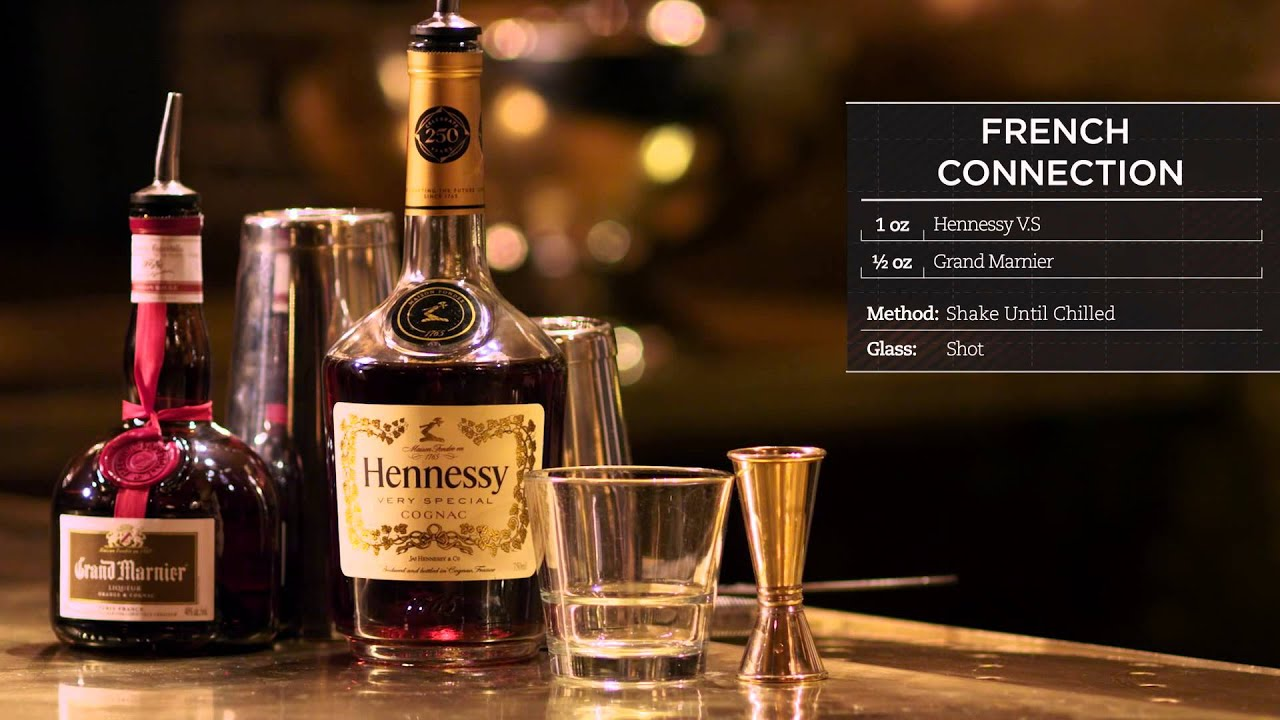 Hennessy Recipes French Connection Youtube
