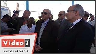 وزير التنمية المحلية بأسوان: