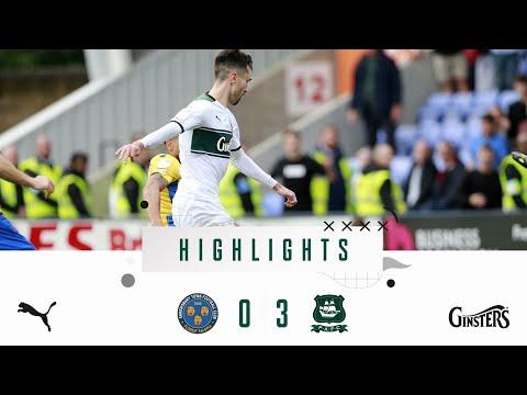 Shrewsbury Plymouth Goals And Highlights