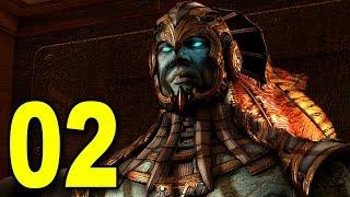 Mortal Kombat X - Chapter 2 - Kotal Kahn (Playstation 4 Gameplay)