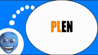 Французского видео урок = Слоги с № PL