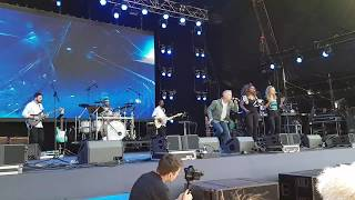Peter Coyle Ex Lotus Eaters Let's Rock The Moor 2018