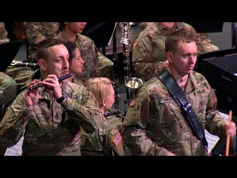The United States Army Field Band - Norwegian Military Tattoo 2018