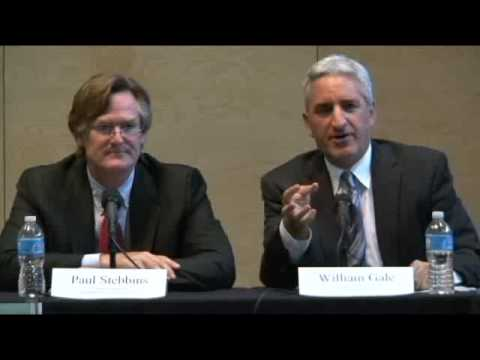 Why the Federal Debt Still Matters:  A Panel about our Fiscal Future
