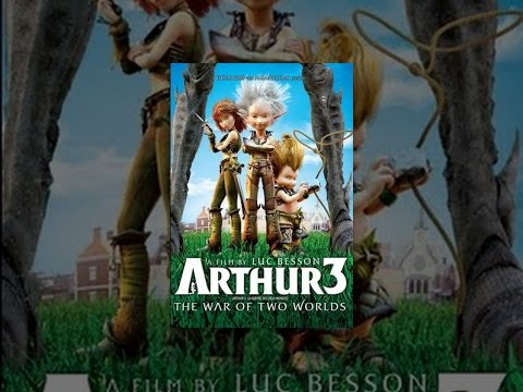 Arthur 3: The War Of The Two Worlds Mp3