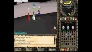 K8rl Pk Video 03 Old School mage bank pking 2003/2008
