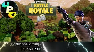FORTNITE-Buckle up here we come!- UnPlugged Gaming (PC)