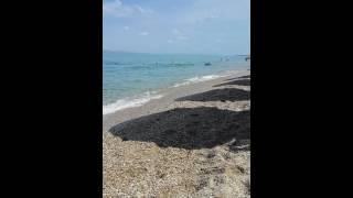 Ханиоти, Халкидики (Греция) пляж PELLA beach...(, 2016-09-15T15:08:12.000Z)