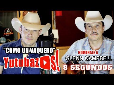Como Un Vaquero (Rhinestone Cowboy) - 8 SEGUNDOS