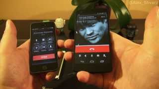 видео Android vs iOS и впечатления от систем