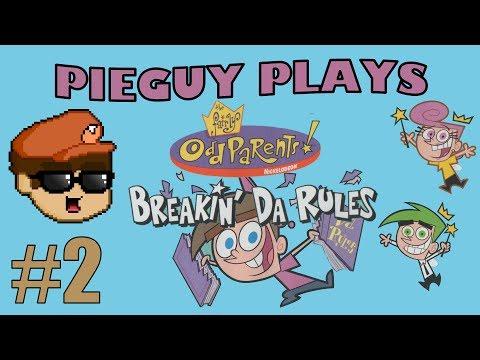 Pieguy Plays Breakin' Da Rules #2: TRIGGERED
