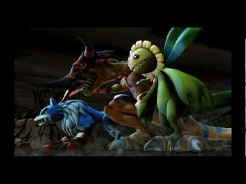 Digimon World Data Squad (PS2) Playthrough [Part 1-1]