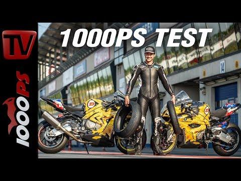Motorrad Supersport Reifen Vergleich und Beratung - 5 Dunlops im Test!