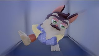 THE NEIGHBOR & TATTLETAIL Fusion (Hello Neighbor)