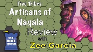 Artisans of Naqala Review - with  Zee Garcia
