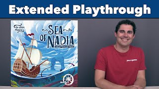 Sea of Nadia Extended Playthrough