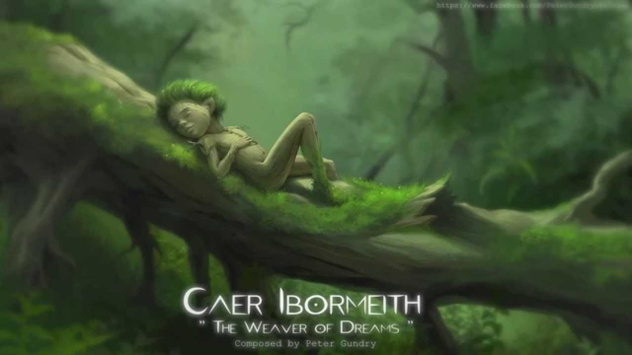 Celtic Fantasy Music Caer The Weaver Of Dreams Youtube