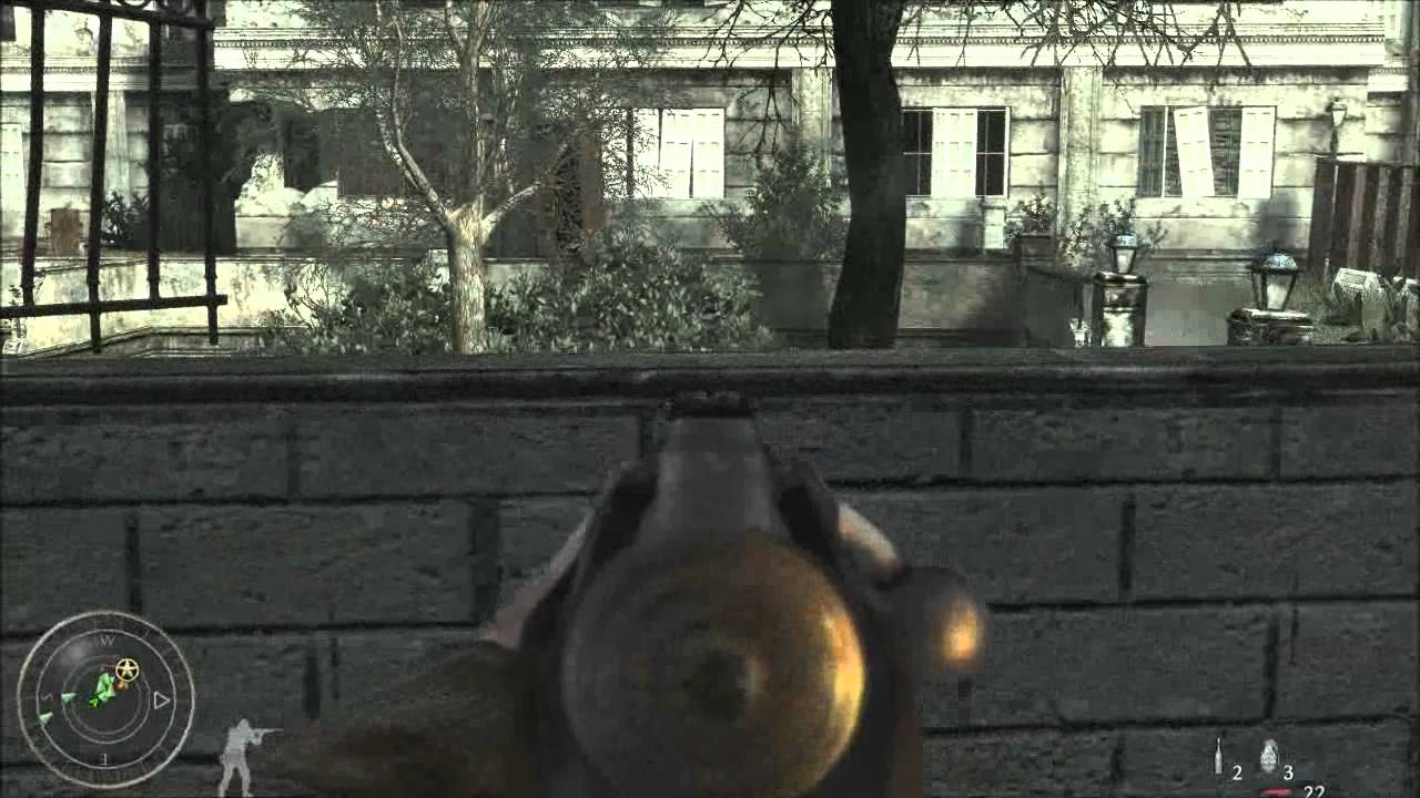 Call of Duty: World at War- Mission 9: Ring of Steel 'Veteran Mode'