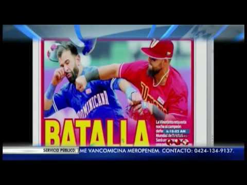El Noticiero Televen - Primera Emisión - Jueves 16-03-2017