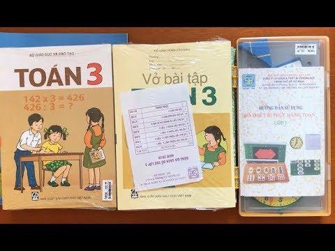 Review giới thiệu bộ sách giáo khoa lớp 3 | PA channel