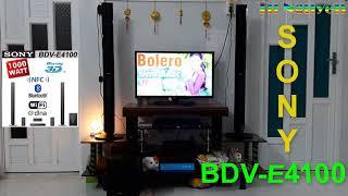 Dàn Âm thanh Sony BDVE4100 5.1 1000w
