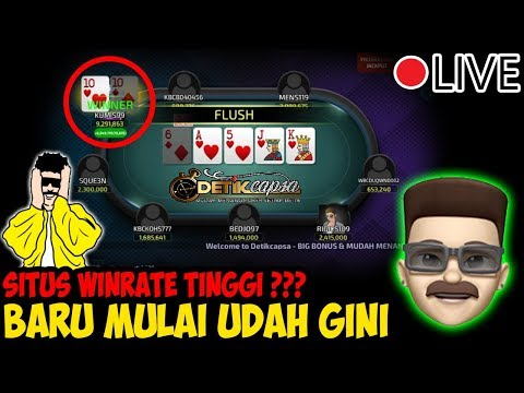 Coba Main Poker Online Di Situs IDN PLAY Yang Winrate Tinggi, Kita Buktikan Apa Bener !!