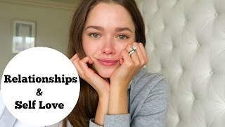 Top Tips For Happy Relationships | Self Love Advice