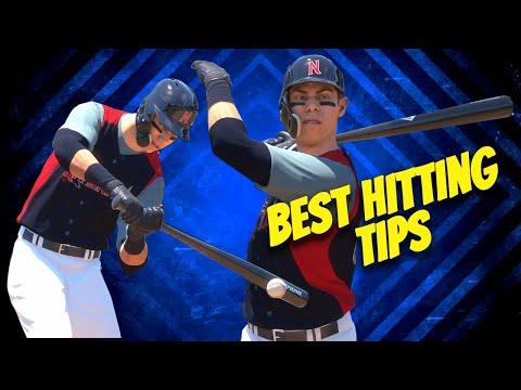 Best Hitting Tips MLB The Show